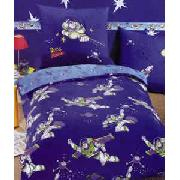 Buzz Lightyear Space Journey Rotary Bedding