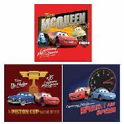 Disney Cars Art Squares