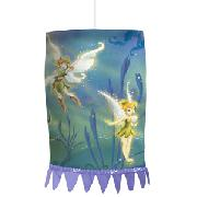 Disney Fairies Fabric Pendant Shade