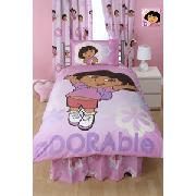 Dora the Explorer Bedding - Totally Adorable