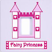 Fairy Princess Light Switch Cover