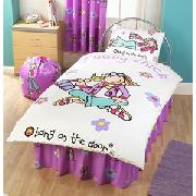 Groovy Chick Bedding - Pastel