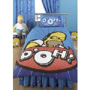 Homer Simpson Bedding - Speech