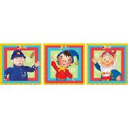 Noddy Art Squares