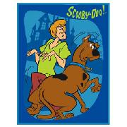 Scooby Doo Fleece Blanket