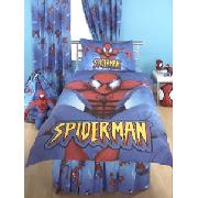 Spiderman Bedding - Leaping