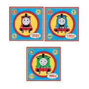 Thomas the Tank Engine Art Squares
