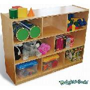 Storage Cabinet 8 Cubby
