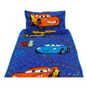 Disney Cars Single Duvet Set