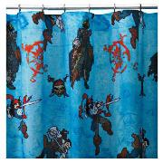 Disney Pirates of the Caribbean Curtains