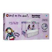 Groovy Chick 4 Poster Bed Canopy