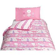 Kids' Cats and Dogs Duvet Set