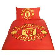 Kids' Man Utd. Duvet Set