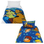 Kids' Scooby Doo Duvet Set and Fleece Blanket