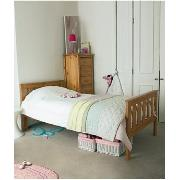 Jamestown 3ft Bed - Antique Finish